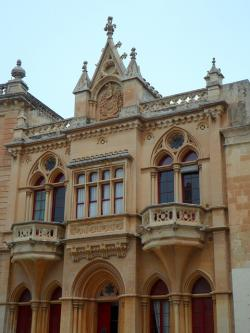 palace, city palace, gothic, mdina, malta, historically
