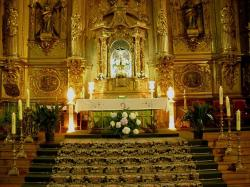 palencia, spain, church, cathedral, interior, inside