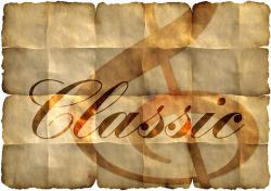 paper, old, dirty, letters, classic, music, clef