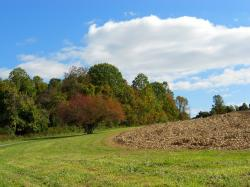 pennsylvania, landscape, sky, clouds, fall, autumn