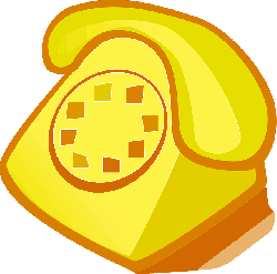 phone, icon, yellow, telephone, orange, theme, apps