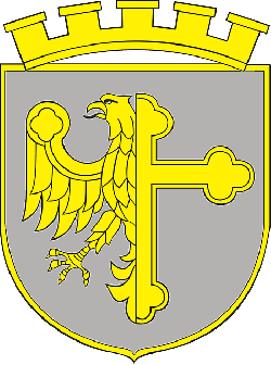 poland, coat of arms, eagle, cross, crest, emblem