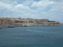 port, valletta, port city, malta, fortress