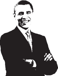portrait, government, arms, president, obama, democrat