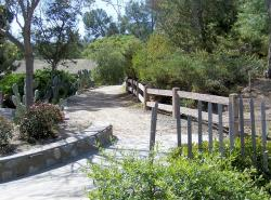 ranch, fence, path, trail, country, countryside