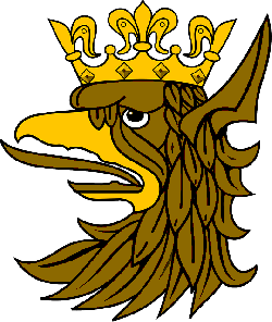 red, bird, crown, animal, creature, with
