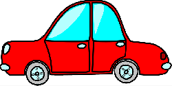 red, car, cartoon, transportation, free, vehicles, cars