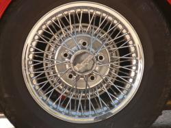 rim, wheel, auto, mature, chrome