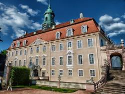 sachsen, germany, palace, lictenwalde, home, house