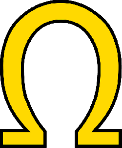 science, outline, symbol, yellow, letter, letters