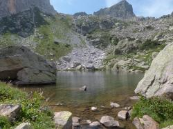 see, bergsee, alpine, maritime alps, water