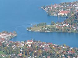 see, village, community, tegernsee, water, waters
