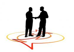 shaking hands, hand, hand oak, contract, conclusion