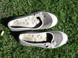 shoes, grass, clothing, footwear