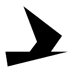 sign, black, symbol, boating, sail, boat