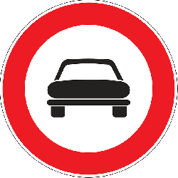 sign, drive, symbol, light, entry, road, vehicles