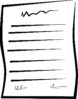 sign, icon, paper, law, cartoon, free, documents