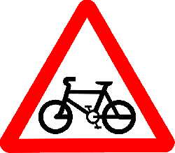 sign, signs, route, transportation, cycle, bike, road