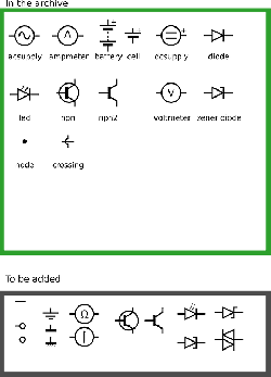 sign, switch, electronic, science, diagram, simple