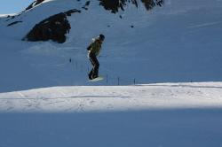 snowboard, snowboarding, freeride, new zealand
