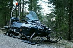 snowmobile, vehicle, winter, snowmobiles, snow vehicle