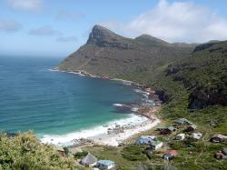 south africa, cape town, bay