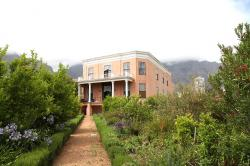 south africa, house, home, architecture, old, mansion