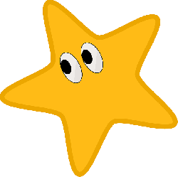 star, eyes, yellow, smiley, funny, happy