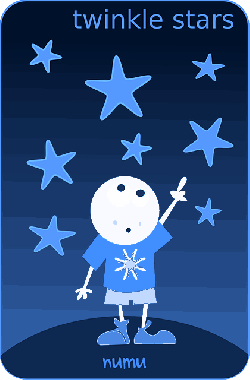 star, people, boy, man, stars, little, pointing