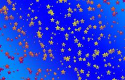 star, sky, graphic, night, background, texture