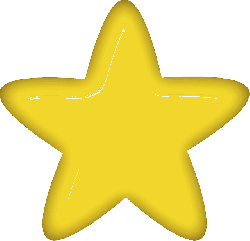 star, yellow, favorite, bookmark, shine