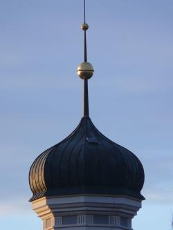 steeple, spire, onion dome, tower, turrets, onion helm