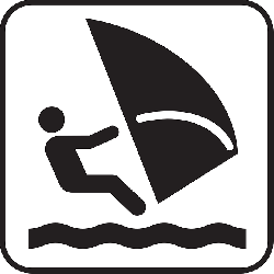 surf-riding, surfing, wind, sail, sports, water