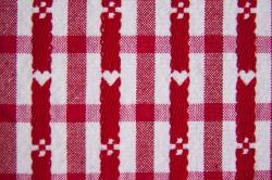 tablecloth, cover piece, textile, woven, hospitality