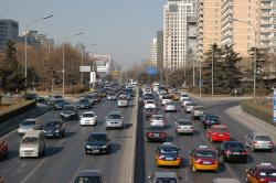 traffic, city, urban, cars, beijing