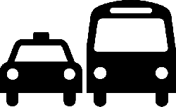 transportation, information, service, ground, taxi