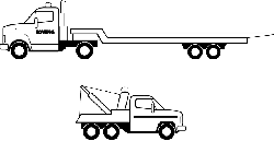 truck, transportation, vehicle