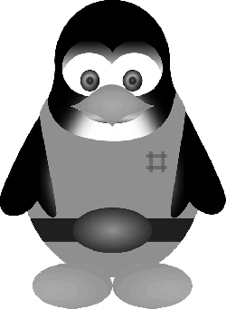 tux, cartoon, mascot, toy, animal, bird, penguin