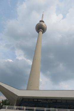 tv tower, berlin, germany, urban, tower, symbol