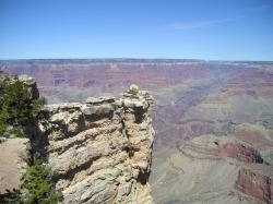 usa, grand, canyon, gorge, deep, national parks