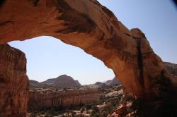 utah, arch, scenery, nature, tourist attraction, usa