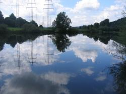 victory, mirroring, nature, blue, quiet, reflection