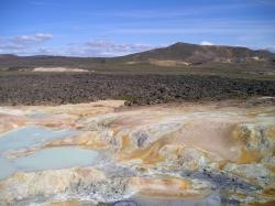 volcano, volcanism, hot, swell, sulfur, iceland