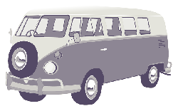 volkswagen, vw, bus, camper, camping, car, hippy