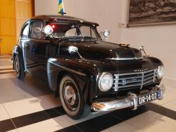 volvo 1952, car, automobile, vehicle, motor vehicle