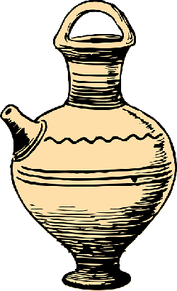 water, container, pot, greek, liquid, ancient, pottery