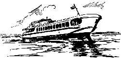 water, outline, engine, ship, boat, sail, hydrofoil