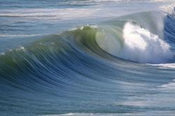 wave, ocean, nature, beach, huntington, pacific