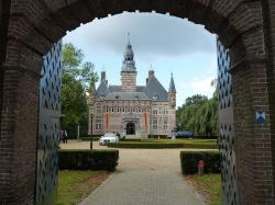 wijchen, the netherlands, scenic, castle, palace