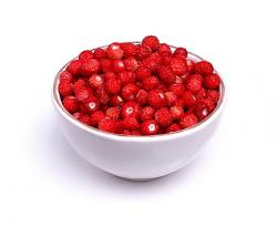wild, strawberry, bowl, red, food, berry, berries